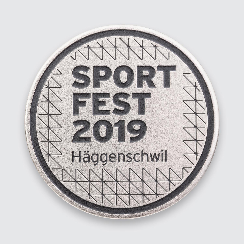turnkreuz pin sportfest
