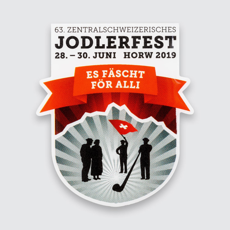 aluminiumabzeichen jodlerfest