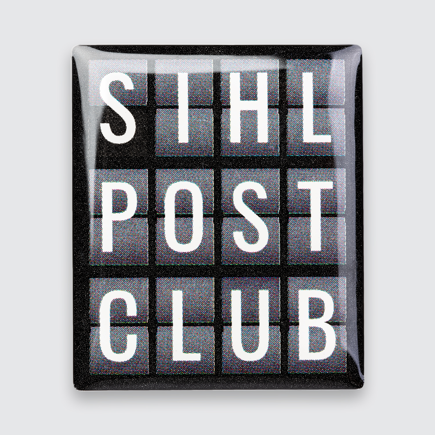aluminium jeton sihl post club