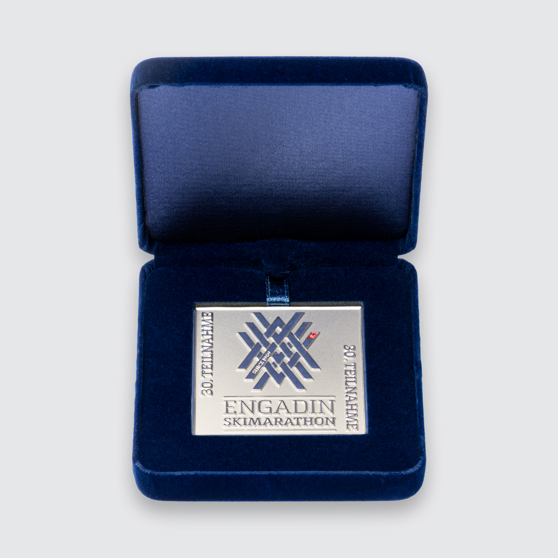 medaille engadiner skimarathon
