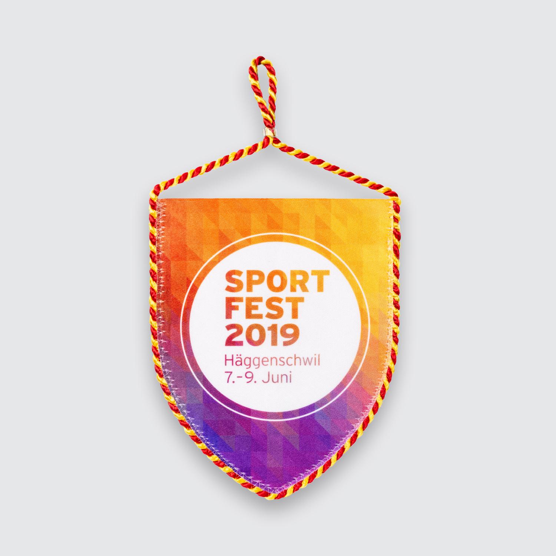 autowimpel sportfest